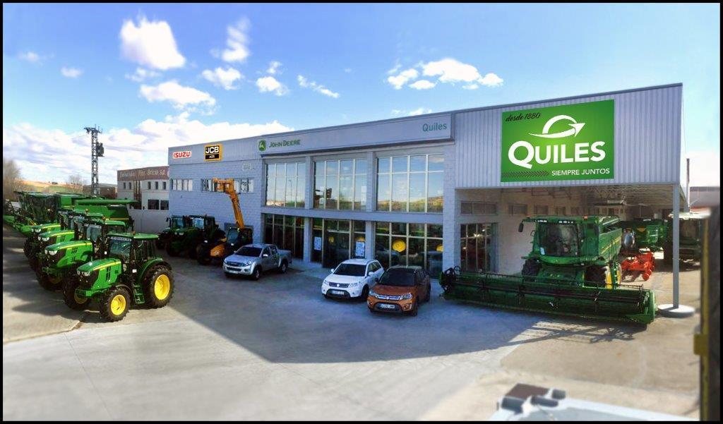 Quiles Maquinaria Agrícola abre las puertas de su nuevo concesionario oficial de John Deere en Cuenca