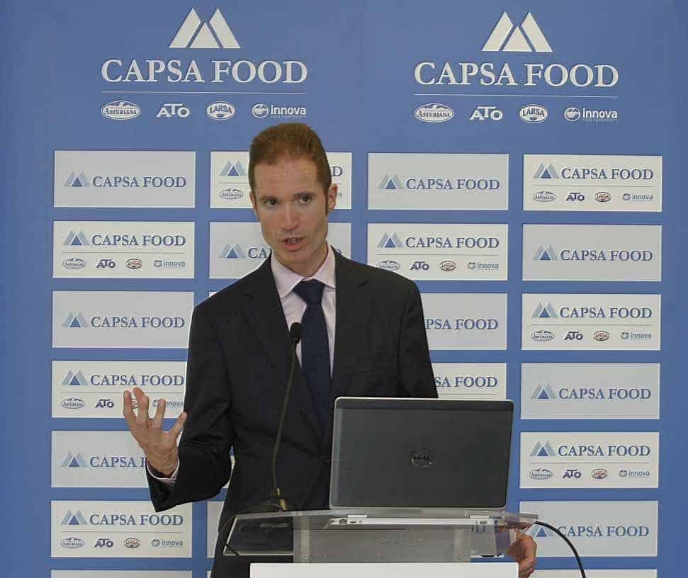 CAPSA Food obtuvo un 17% más de beneficio neto, con 10,5 M€, durante el pasado año
