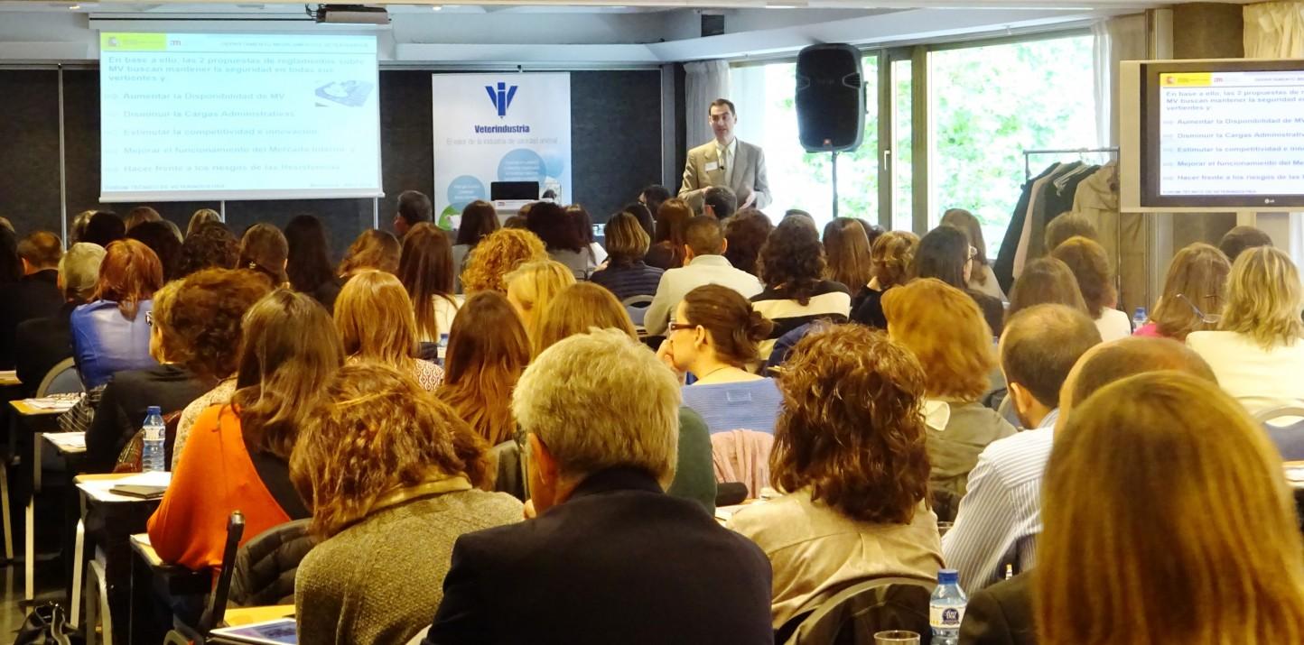 Veterindustria celebra con éxito su IX Fórum Técnico