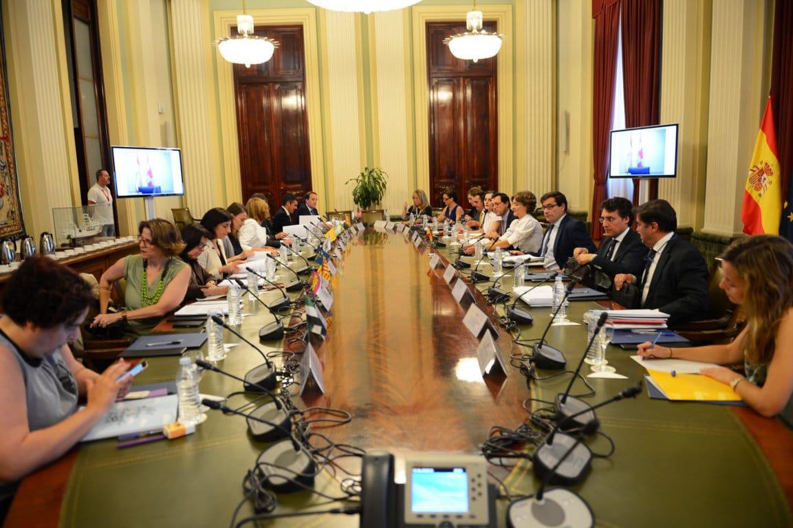 Reparto territorial de 97, 7 M€ para diversos programas agrarios y de Desarrollo Rural