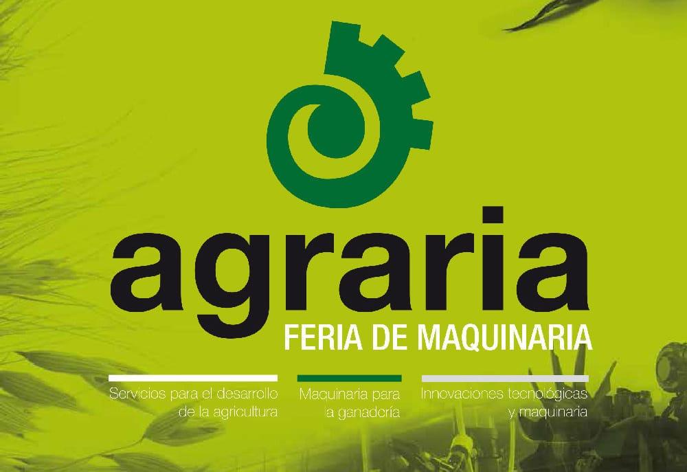 La Feria de Valladolid acogerá Agraria del 8 al 11 de febrero de 2017