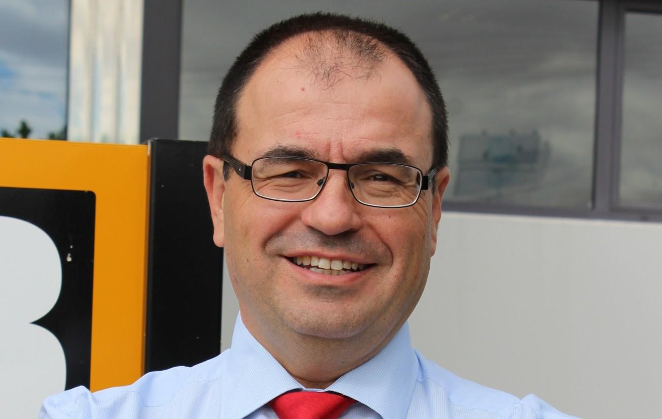 José Luis Fernández, nuevo director de Servicio Post-Venta de JCB España