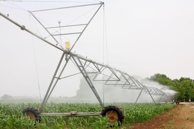 El uso de agua para riego se ha reducido un 14% al año por la modernización y transformación de superficies