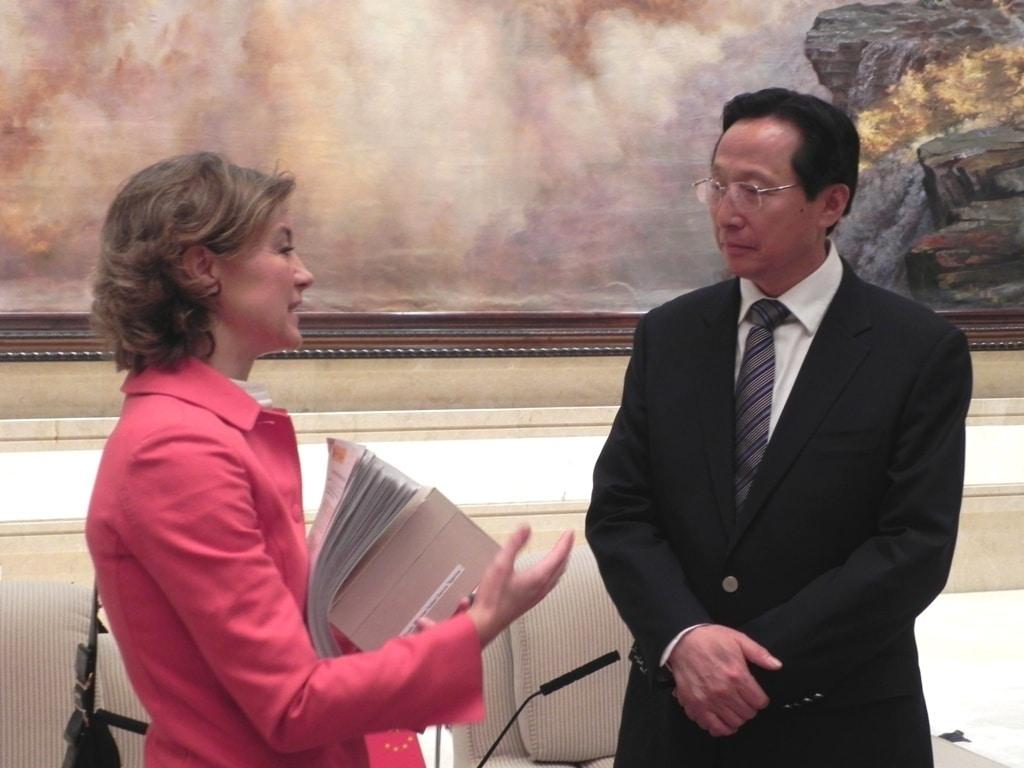 China y España firmarán un Memorando de Entendimiento para desarrollar la cooperación agroalimentaria
