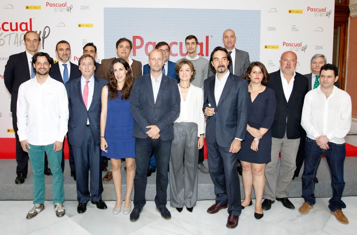 Pascual Startup entrega sus premios a los proyectos más innovadores del sector agroalimentario