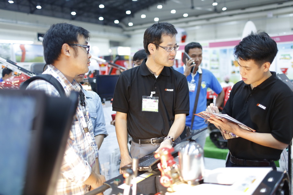 El Ministerio de Agricultura de Tailandia se suma a la organización de SIMA ASEAN 2016
