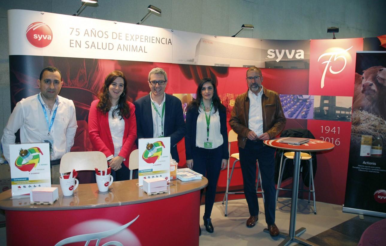 Syva, en el XXI Congreso Internacional de ANEMBE