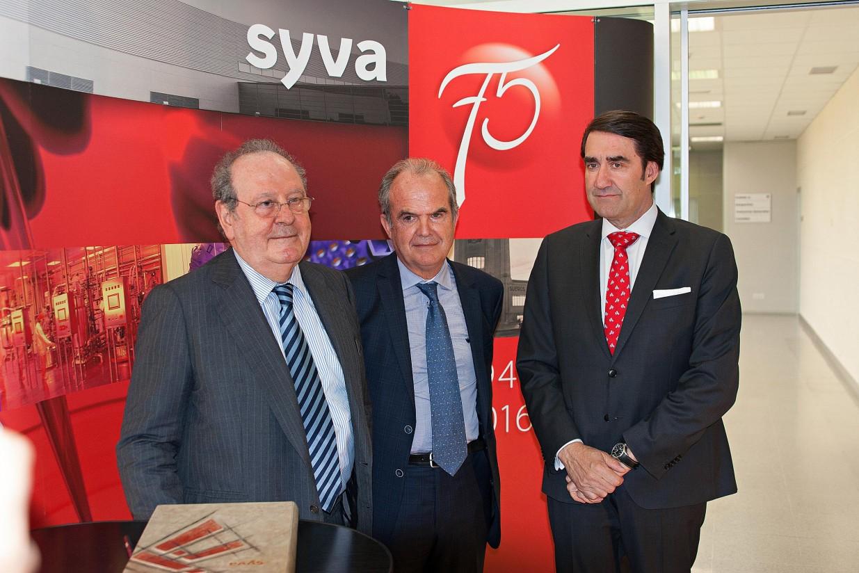 Laboratorios Syva, premio a la sostenibilidad en Castilla y León
