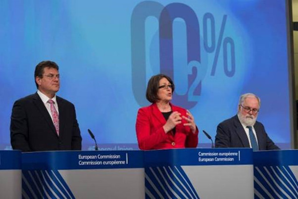 Estrategia de la Comisión para llevar a Europa hacia una economía baja en carbono en 2030