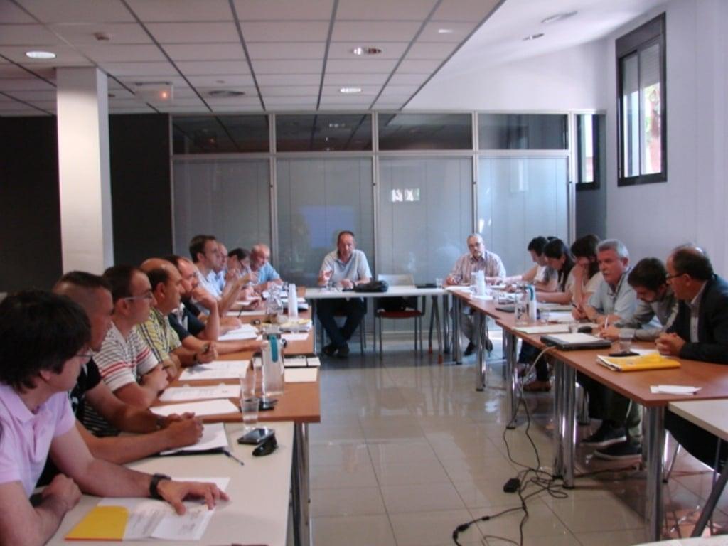 Estrategia conjunta del DARP y representantes del sector catalán de la fruta dulce