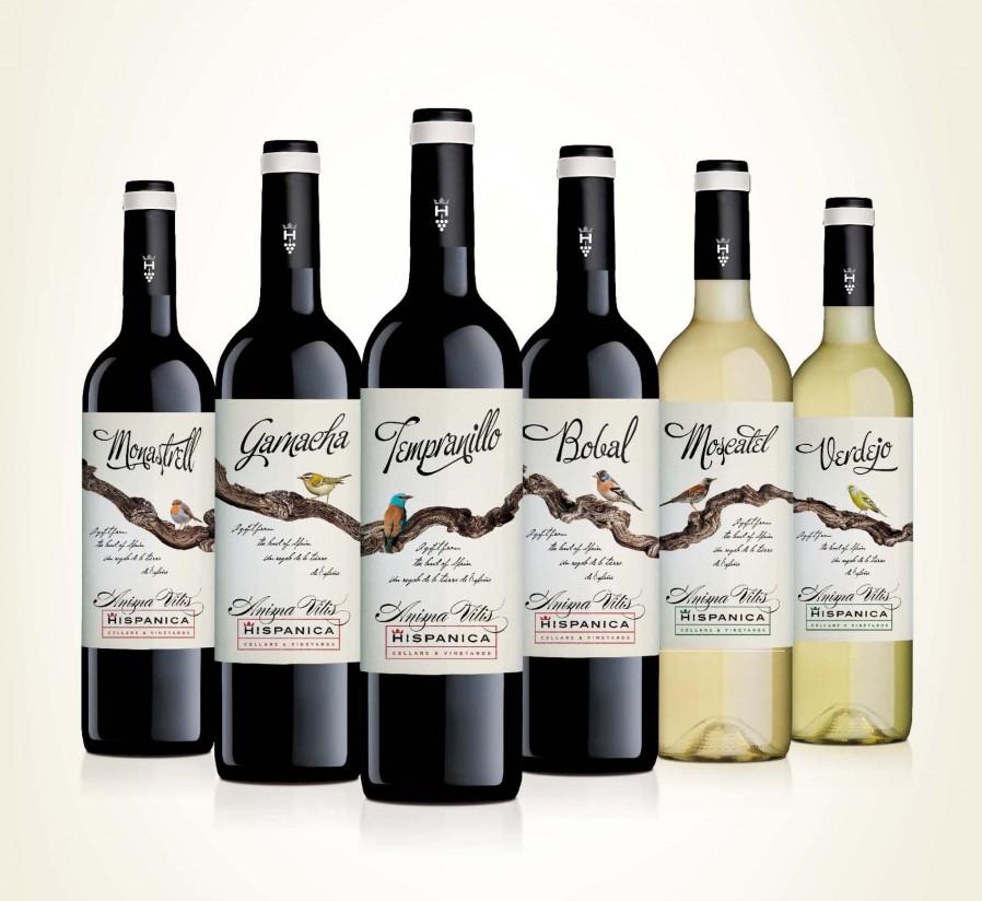 Cinco cooperativas manchegas constituyen Hispánica Cellars & Vineyards