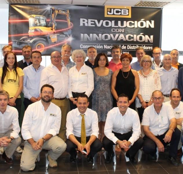 Reunión de distribuidores JCB 21 de julio 2016 (FILEminimizer)