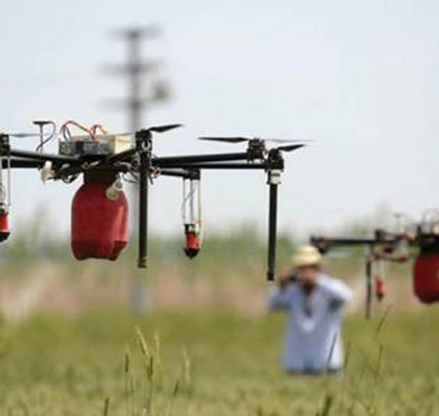 dron funcionado