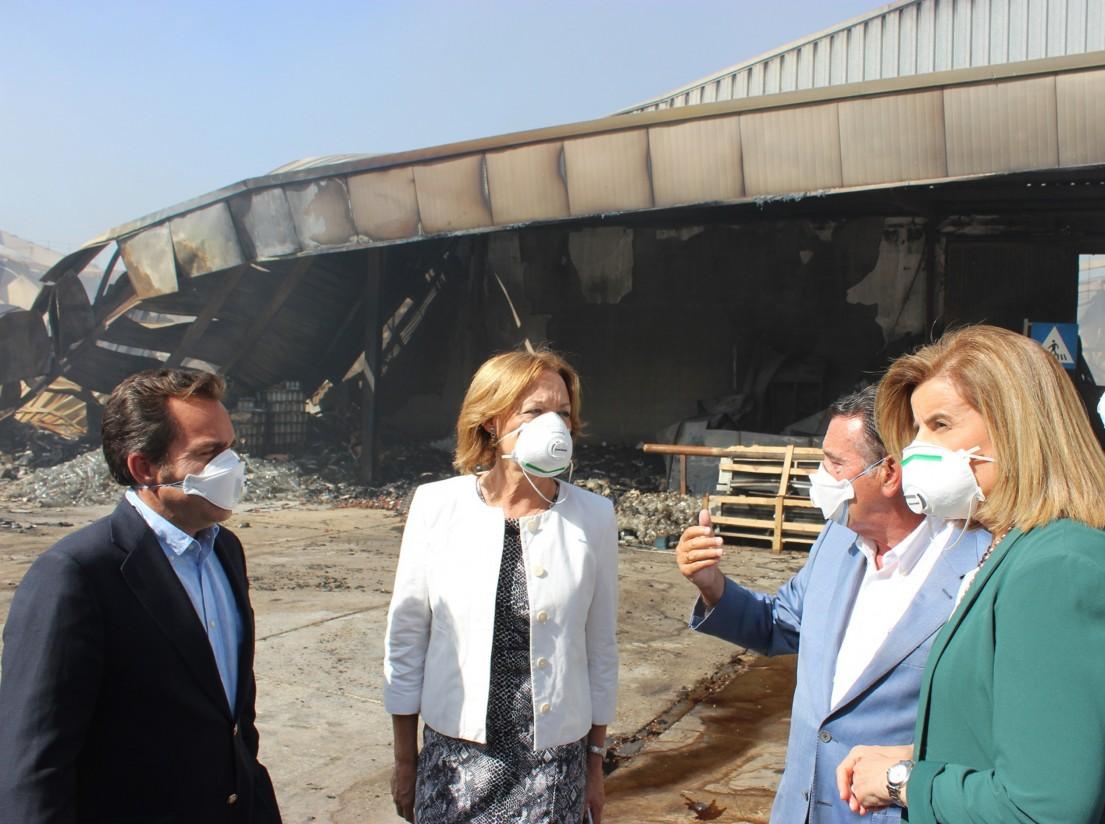 La Junta se volcará para que la fábrica de Ybarra continúe con su actividad y generando empleo en Andalucía