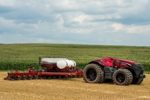 Case IH Magnum Autonomous Concept Tractor in the field with the Case IH ... (FILEminimizer)
