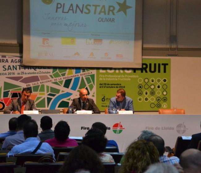 Disponibles las ponencias del Plan STAR Olivar Lleida