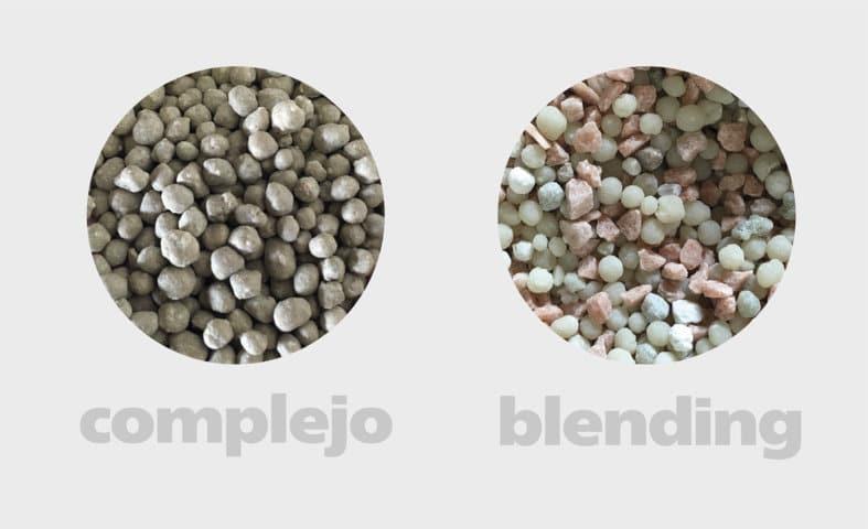Fertiberia recomienda el uso de abonos complejos NPK frente a abonos mezcla