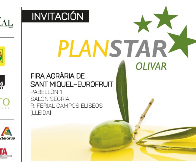 Abierto el plazo de inscripción para una nueva edición del Plan STAR Olivar en Lleida