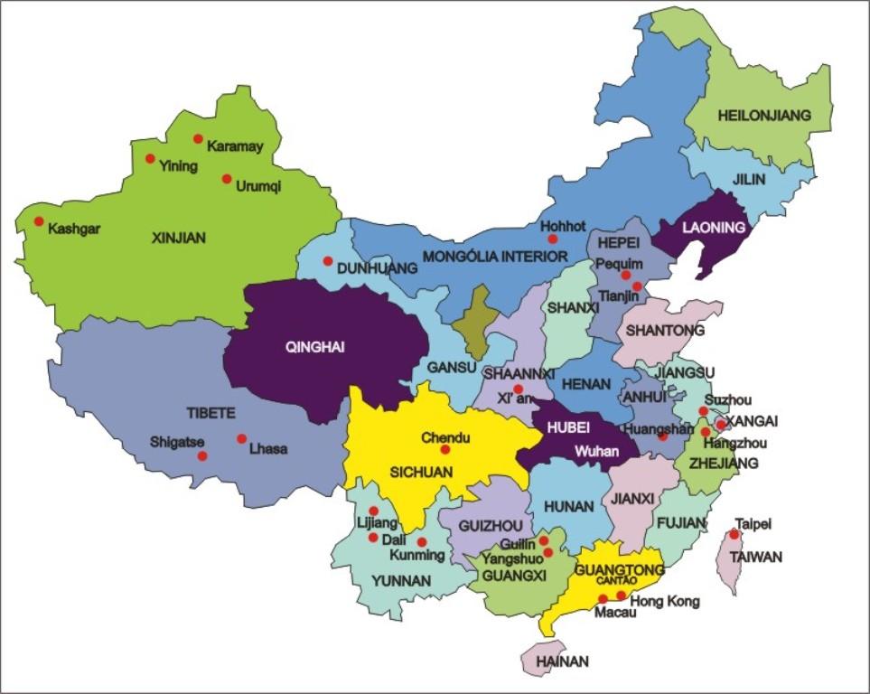 China planta una media de alrededor de 14.000 ha de olivos al año según el COI