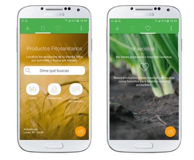 Adama lanza FitoAid, una app para buscar productos fitosanitarios