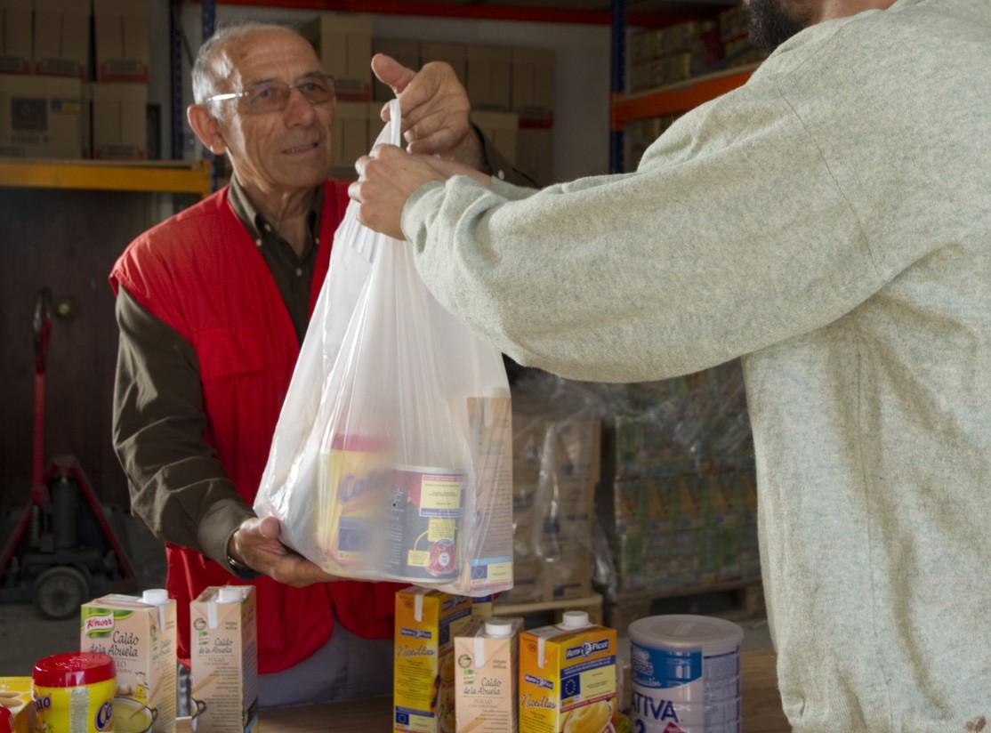 Comienza la segunda fase del Fondo de Ayuda Europea para las personas más desfavorecidas