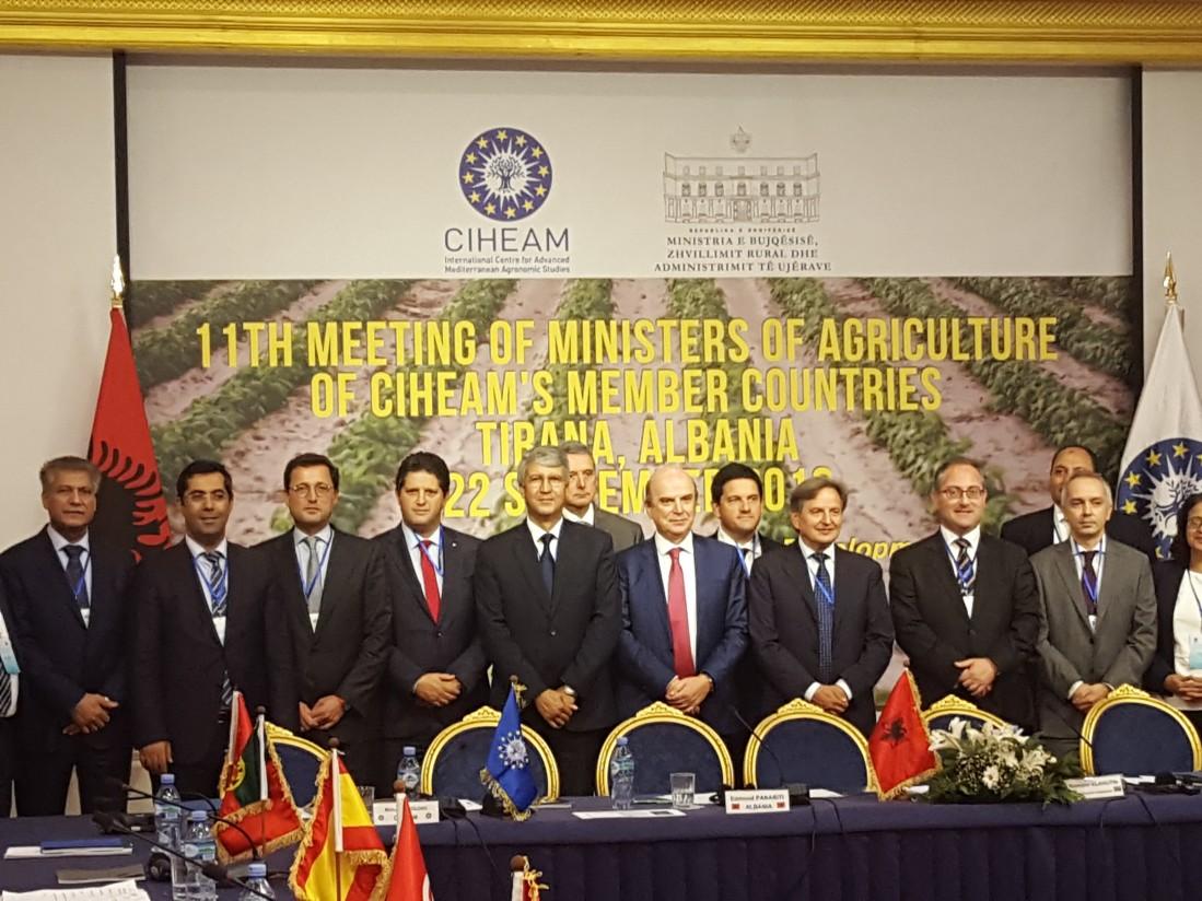 España quiere consolidar la cooperación regional mediterránea que desarrolla el CIHEAM