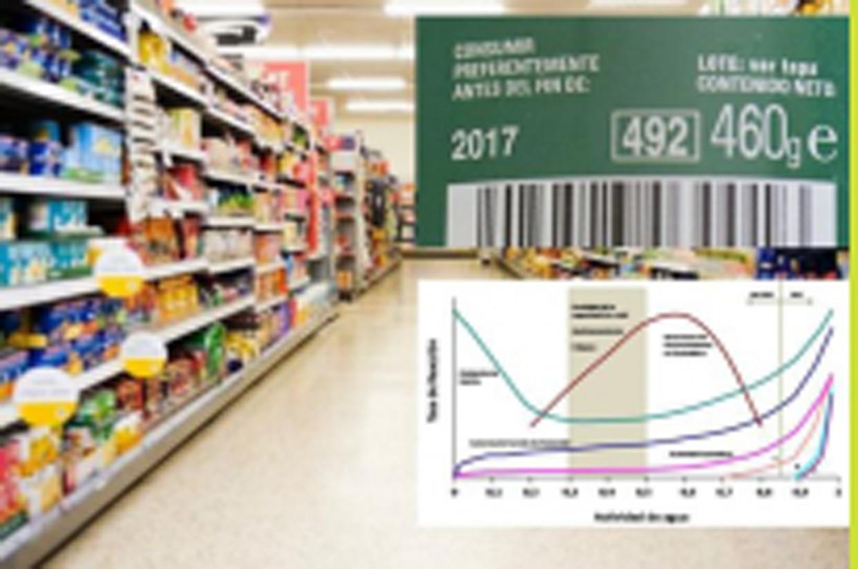 Jornada del IRTA sobre criterios y métodos para estimar la vida comercial de alimentos no perecederos