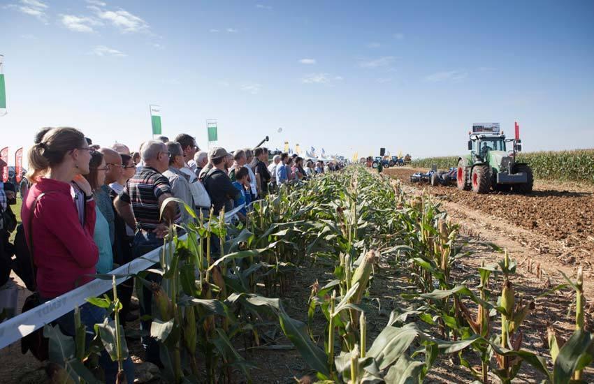 La demostración agrícola europea Innov-Agri se celebrará en septiembre en Outarville