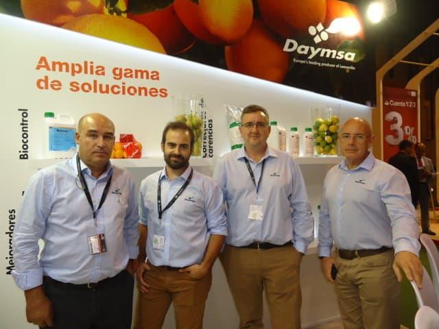 Daymsa presentó en Fruit Attraction sus soluciones para una producción rentable y sostenible