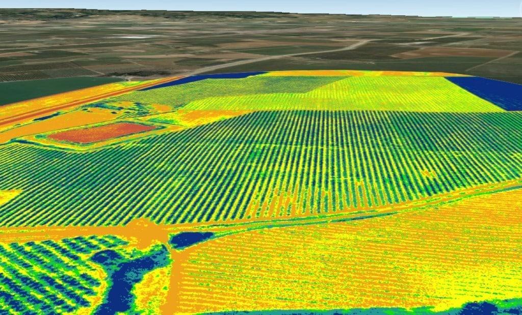La agricultura de precisión, una revolución que cobra sentido con la figura del asesor técnico