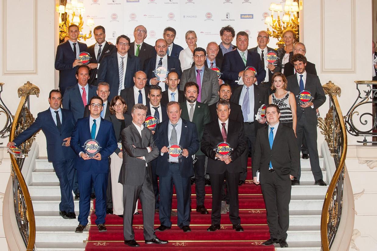 El International Wine Challenge Merchant Awards Spain 2016 entrega sus premios
