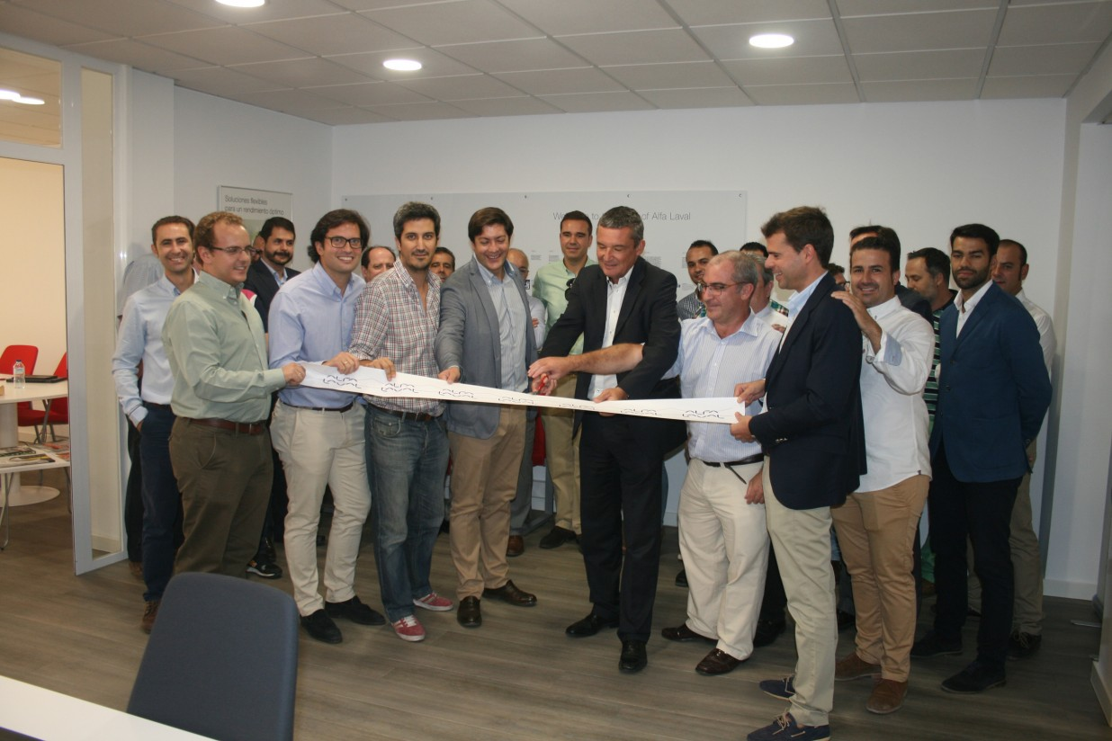 Alfa Laval inaugura una nueva sede en Córdoba