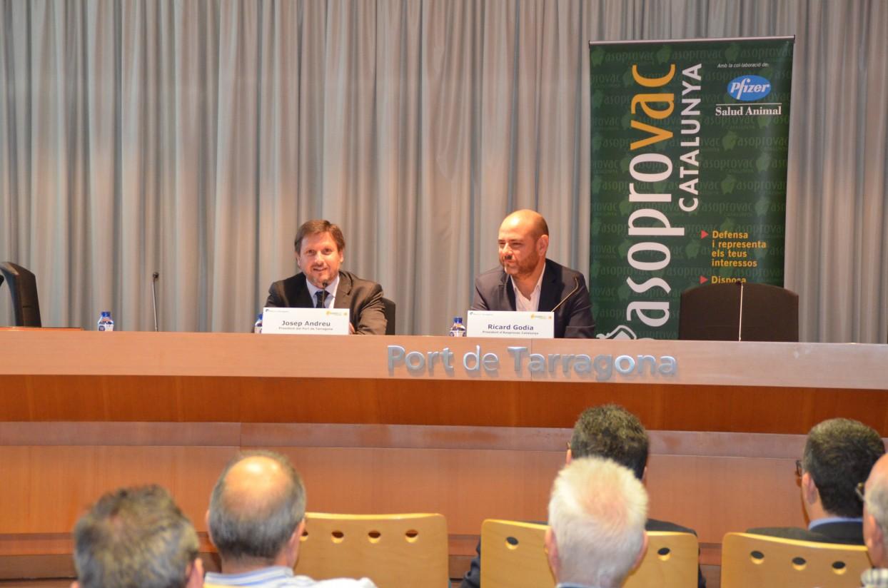 Asoprovac Cataluña pone en valor las exportaciones de animales vivos de vacuno de carne