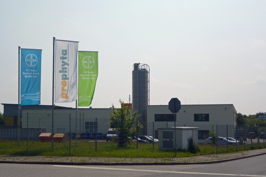 Bayer invierte 16 M€ para mejorar sus instalaciones de  investigación sobre productos biológicos