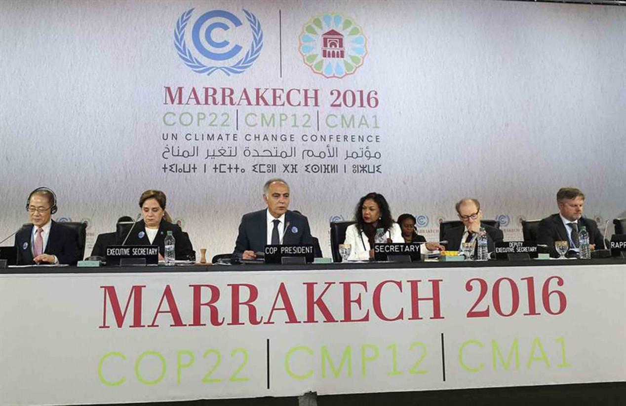 La Cumbre del Clima COP 22 logra fijar los mecanismos para implementar el Acuerdo de París