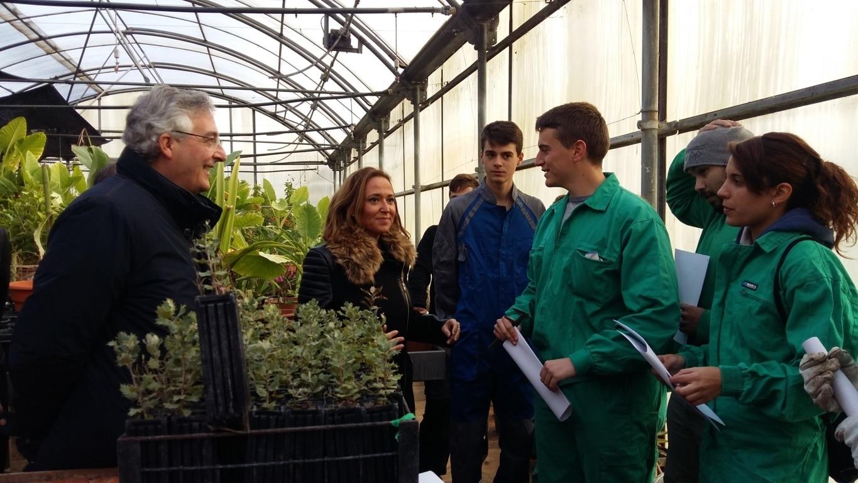 Educación y Desarrollo Rural impulsan la FP en los sectores agrario, medioambiental y agroalimentario de Aragón