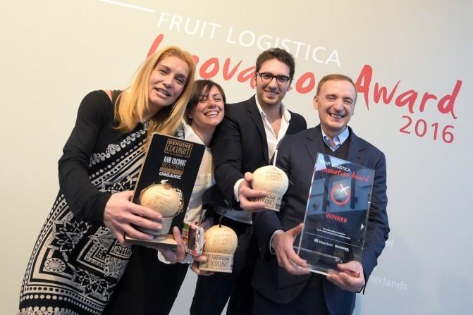 Últimos días para optar a la nominación del Fruit Logistica Innovation Award 2017