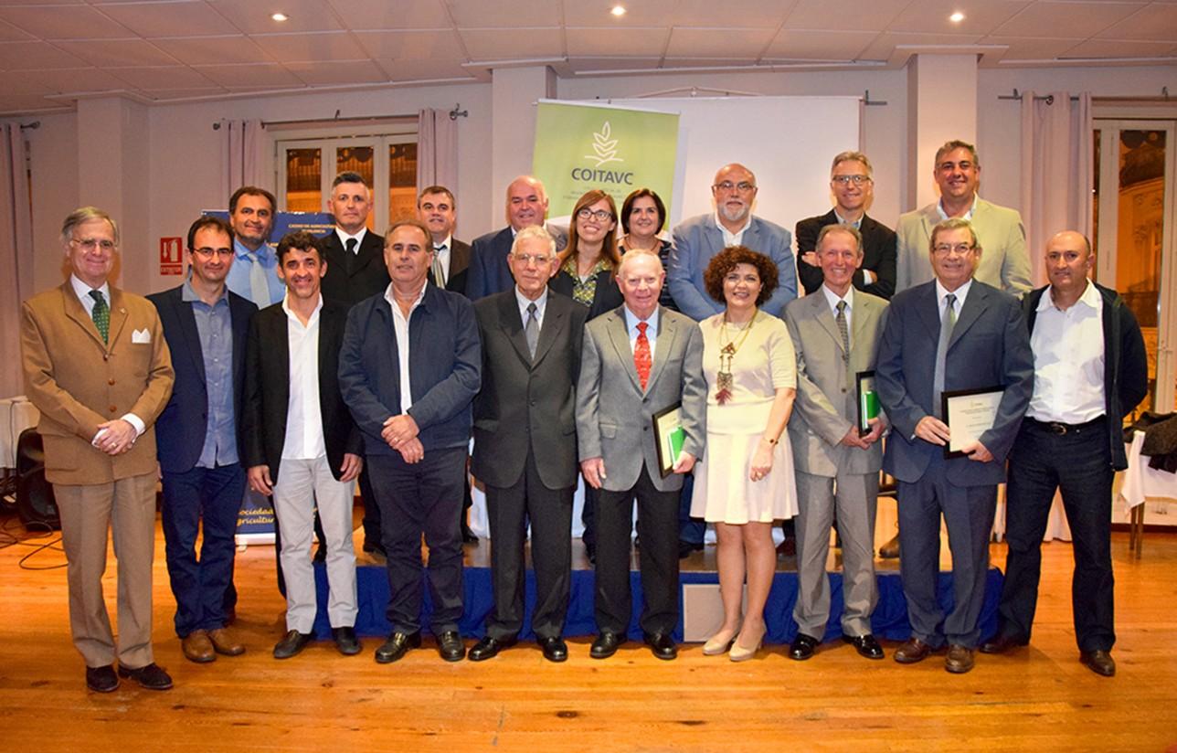 Alberto San Bautista, nuevo presidente de la Conferencia de Directores de Escuelas Agronómicas de España