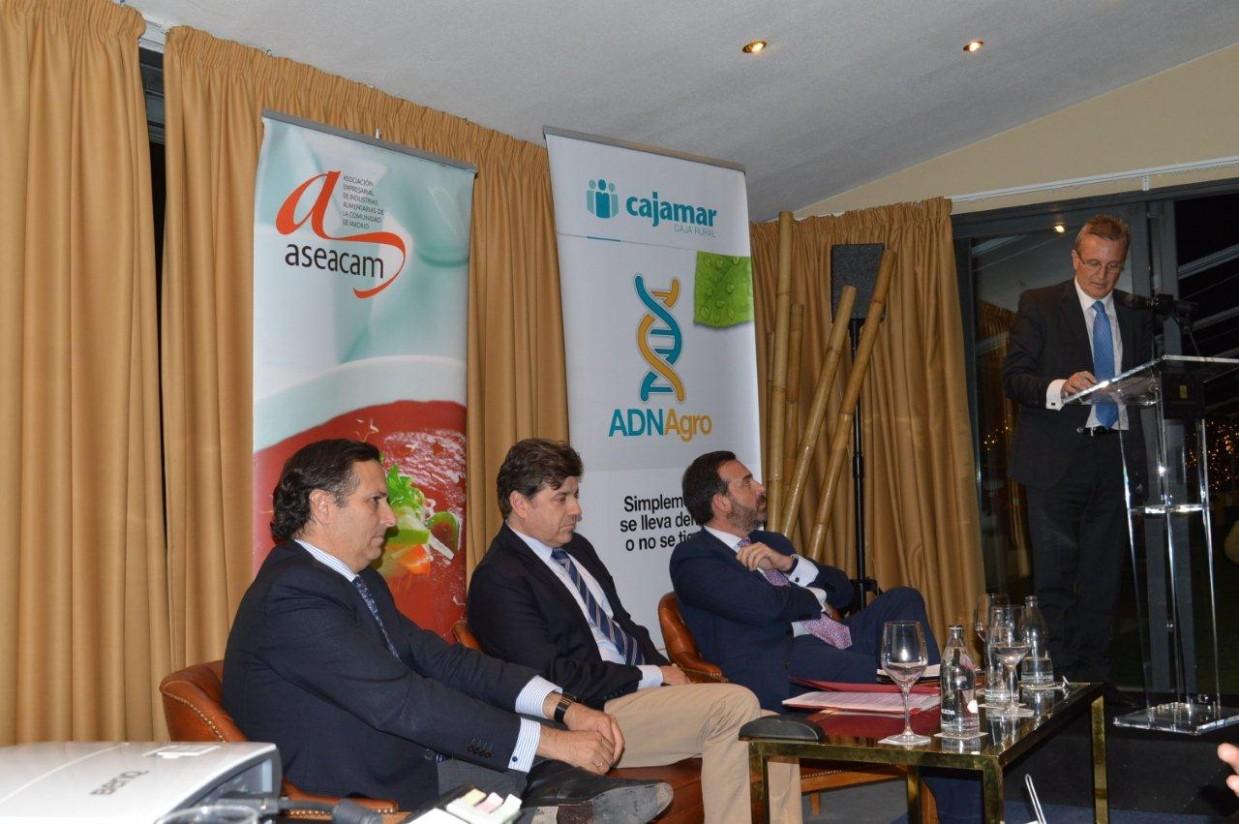 Aseacam reúne a la industria alimentaria madrileña para promover herramientas de competitividad