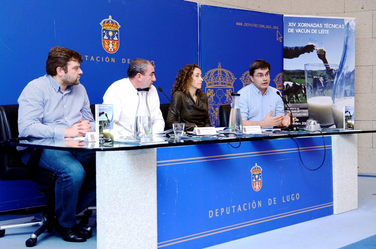 Seragro celebra sus jornadas técnicas de vacuno de leche en Lugo