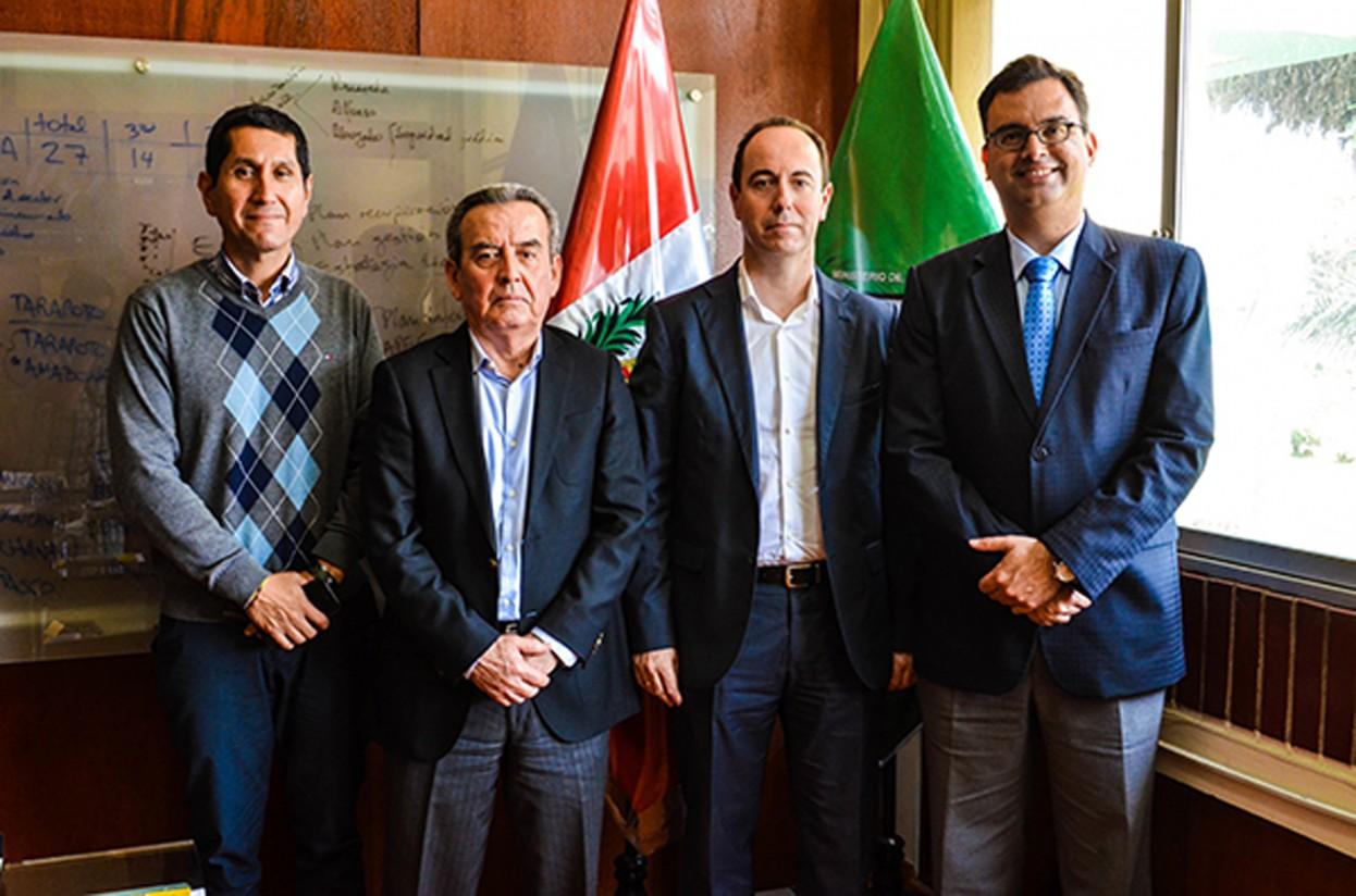 Hispatec cierra varios acuerdos de colaboración en Perú con las principales instituciones agrícolas