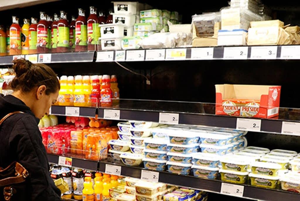 UPA defiende el derecho de los consumidores  a saber de dónde vienen los lácteos que compran