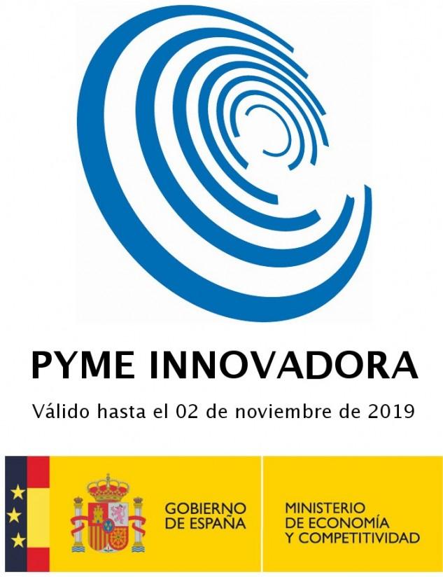 Daymsa recibe el sello de Pyme Innovadora del Ministerio de Economía