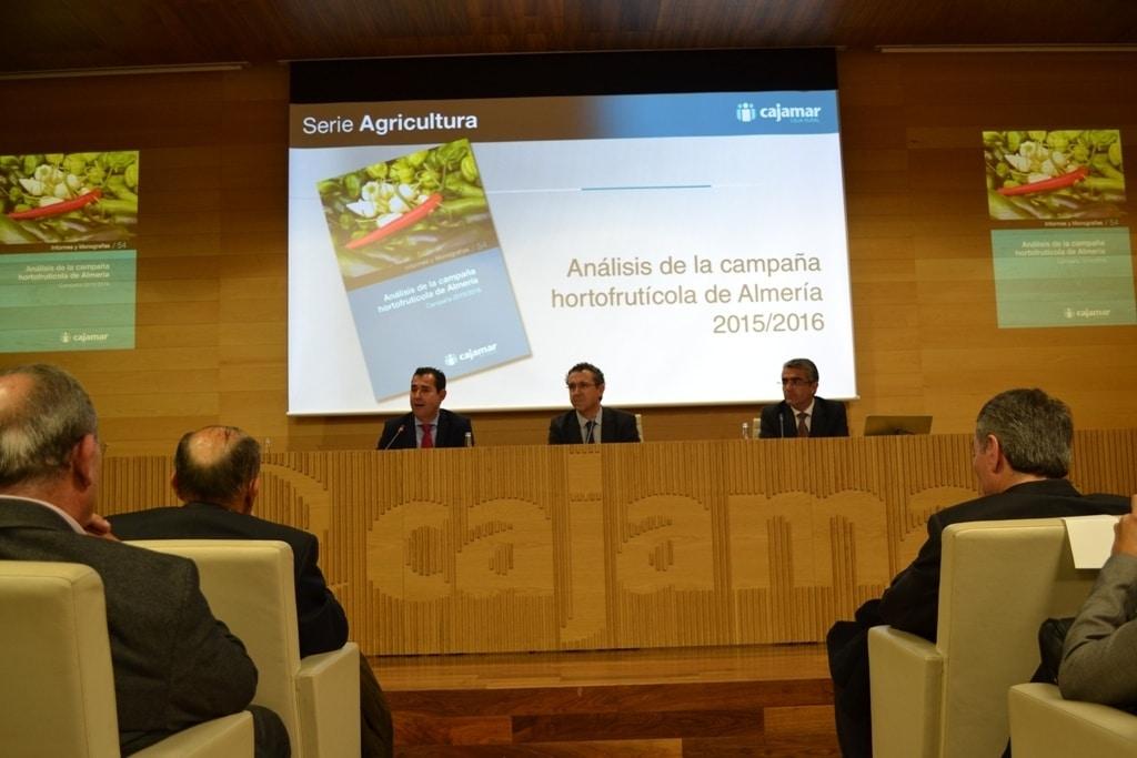 Almería exporta ya más de las tres cuartas partes de su producción hortofrutícola