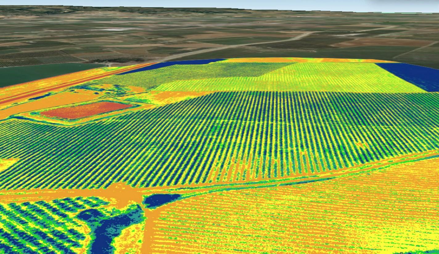 Las TIC ayudan a afrontar el reto de la sostenibilidad de la producción agrícola