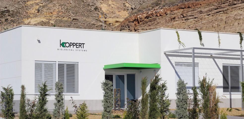 KOPPERT-NUEVO-LABORATORIO