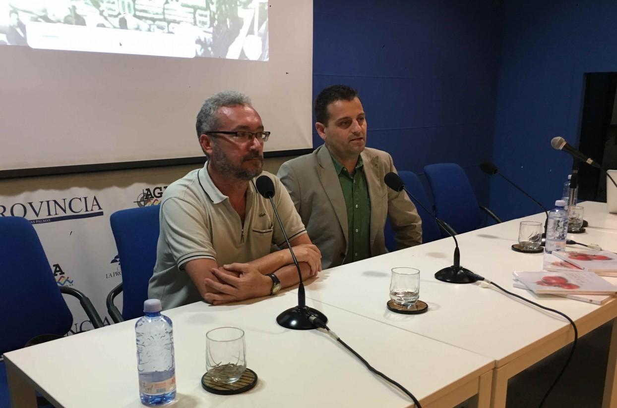 Memoria colectiva del tomate en Canarias acerca la historia de este cultivo en las islas