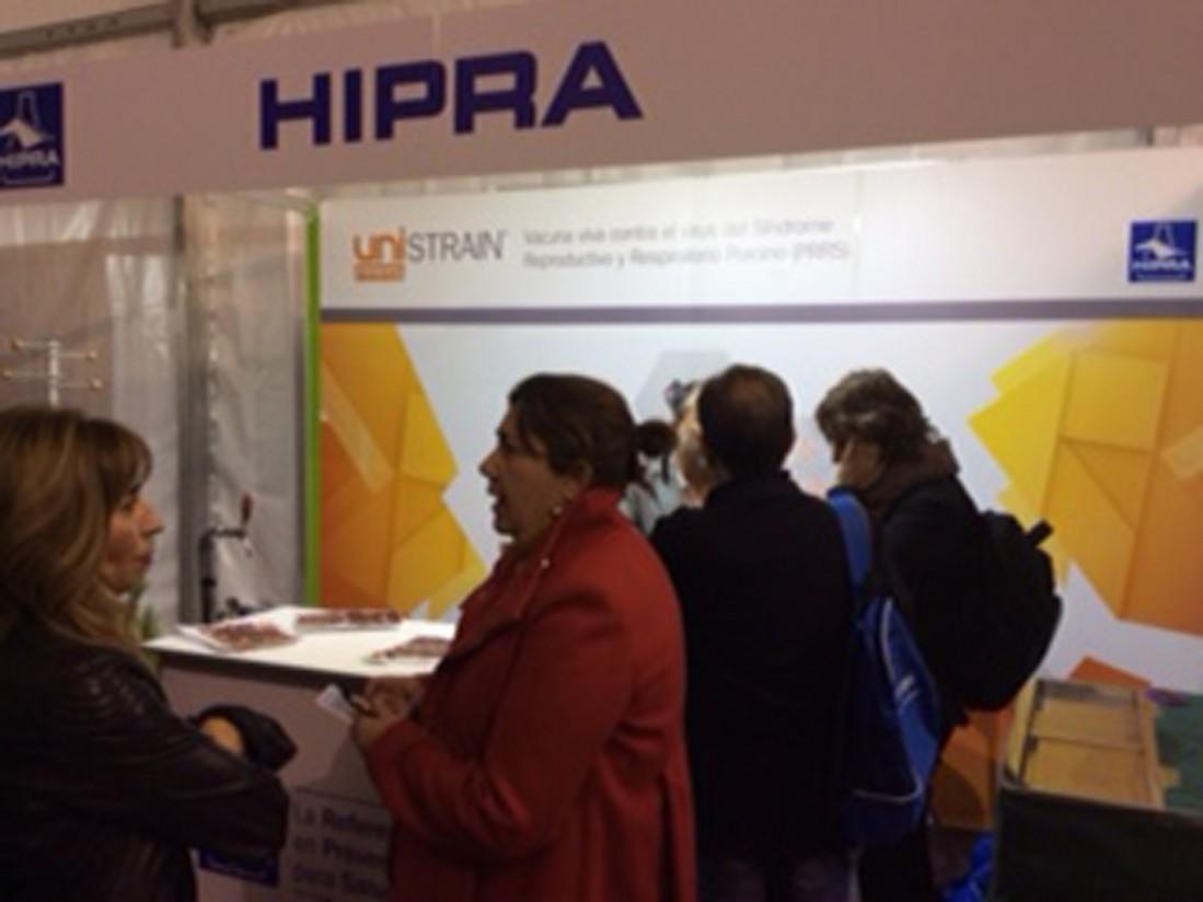 Laboratorios Hipra, patrocinador del V Congreso Anavepor