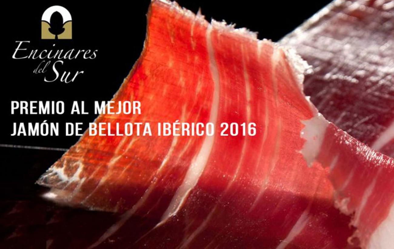 Concedido el Premio Alimentos de España al Mejor Jamón 2016