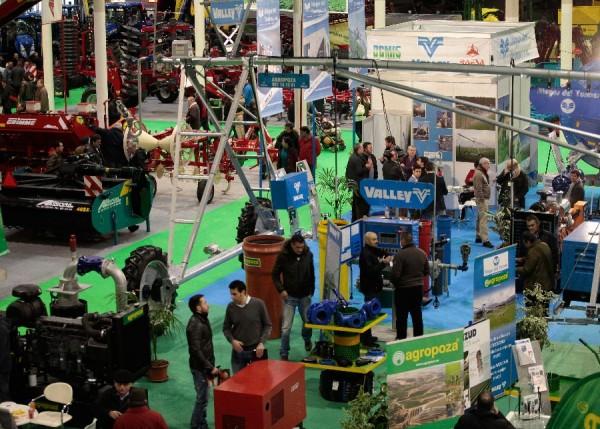Feria de Valladolid acogerá del 18 al 21 de mayo la próxima edición de Agraria